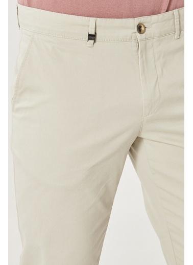 Beymen Business Slim Fit Chino Pantolon 4B0120200033 Taş